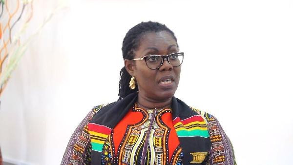 Ursula Owusu releases statement following Nana Agradaa's arrest. 1