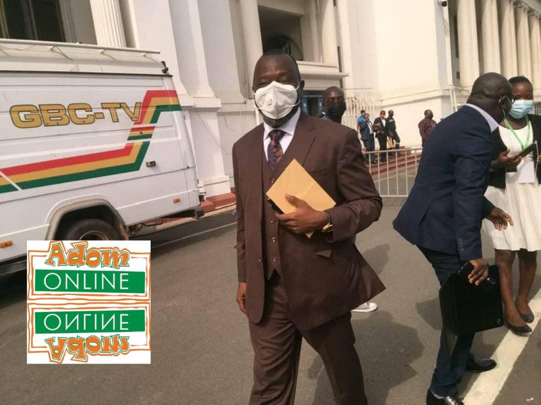 Otchere Darko disappointed in Tsikata over Dominic Ayine 3