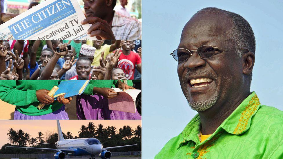 Flashback: Five things Tanzania's President 'Bulldozer' Magufuli has banned. 46