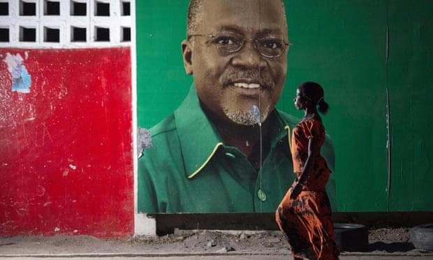 Flashback: Tanzania's president, John Magufuli targets corruption with surprise visits and sackings. 50