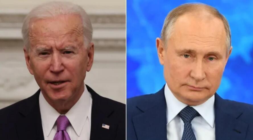 I believe Putin is a killer, he'll pay a price - Joe Biden says. 46
