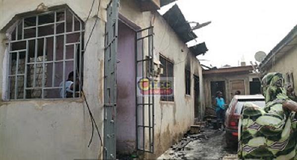 Trotro driver burns 10-year-old boy to ashes, sets himself ablaze at Meduma. 46