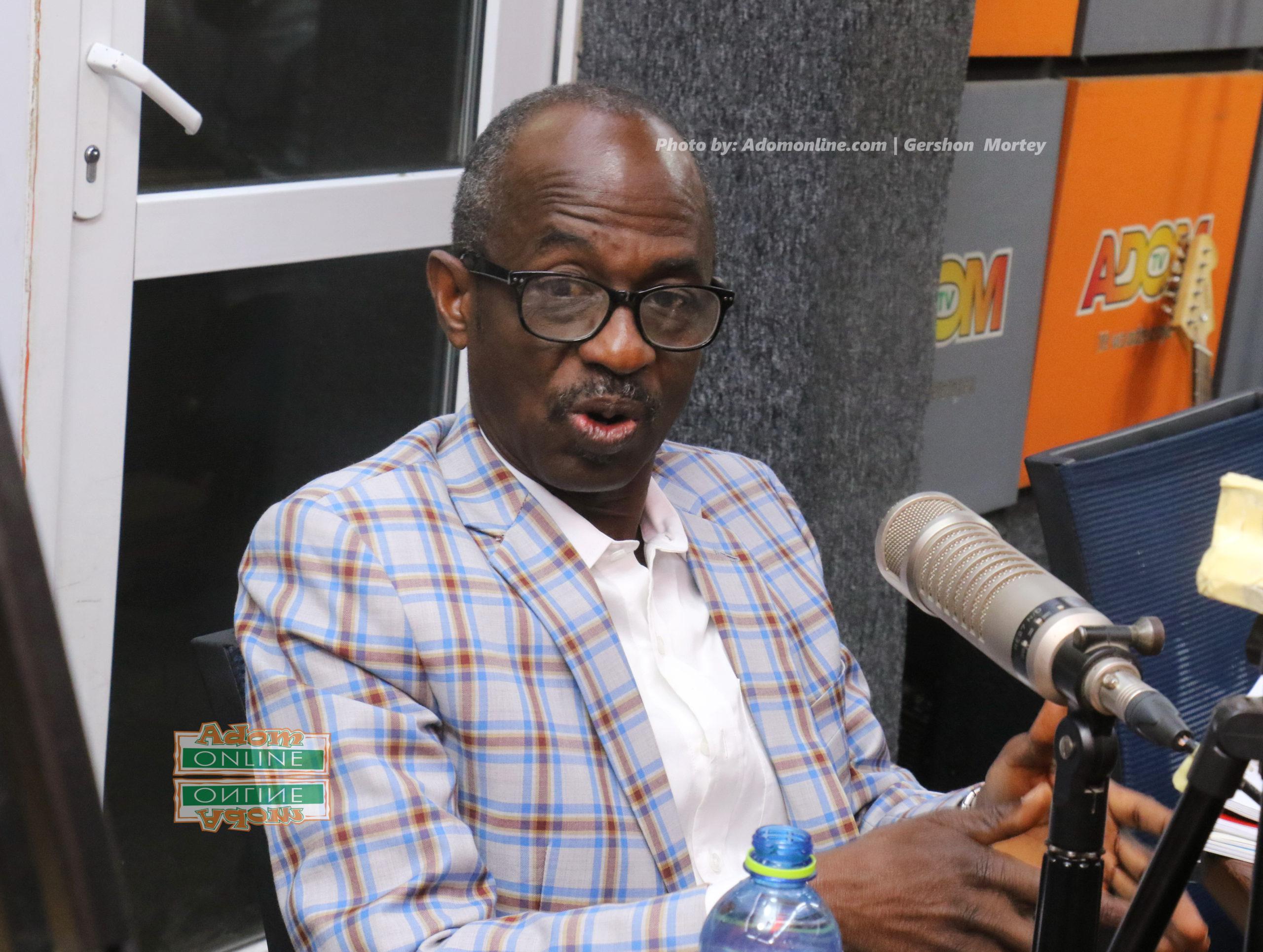 Caleb arrest: Your silence encouraged govt's abuse – Asiedu Nketiah to Ghanaians. 46