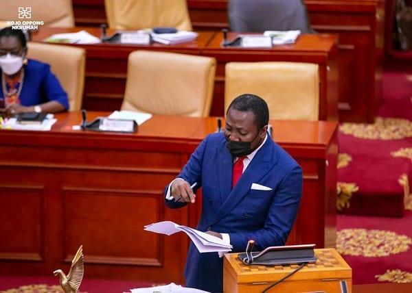 Agyeman-Manu hasn't broken any law in messy Sputnik V procurement – Afenyo-Markin. 46