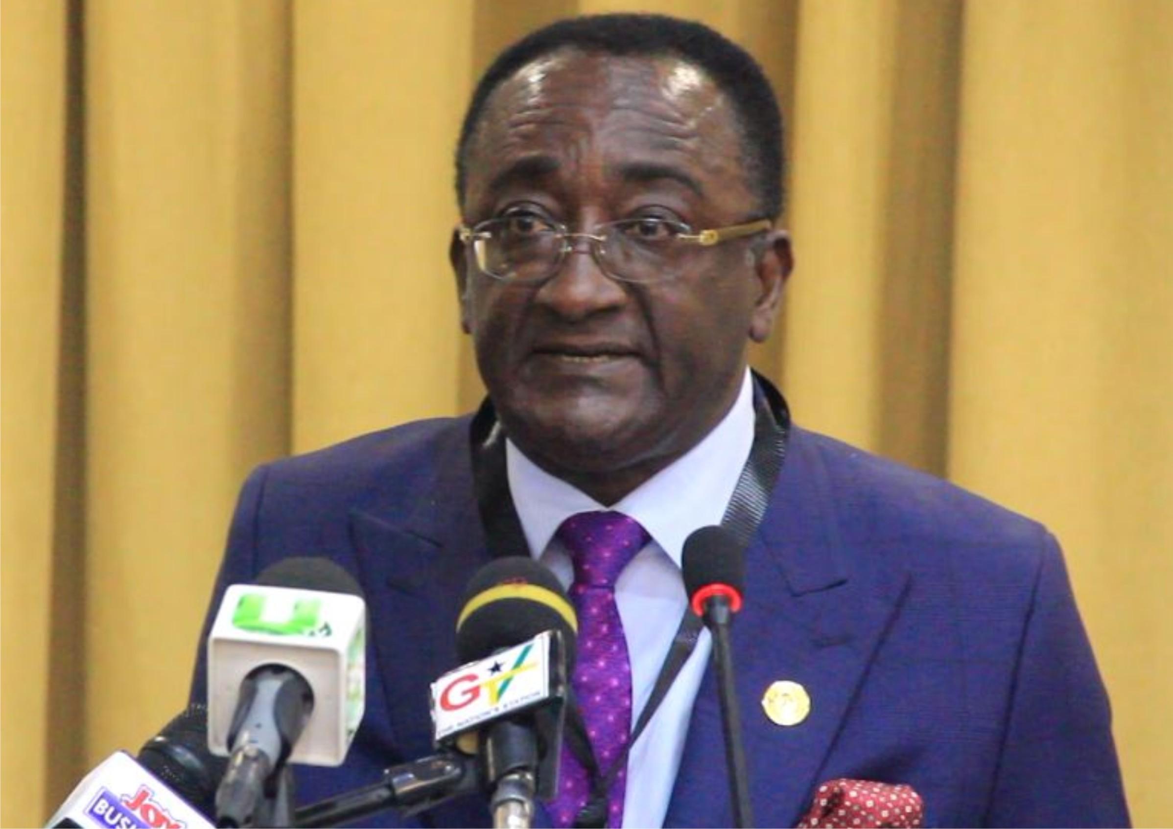 'NPP has neglected Ashanti Roads' – Dr. Afriyie Akoto. 46