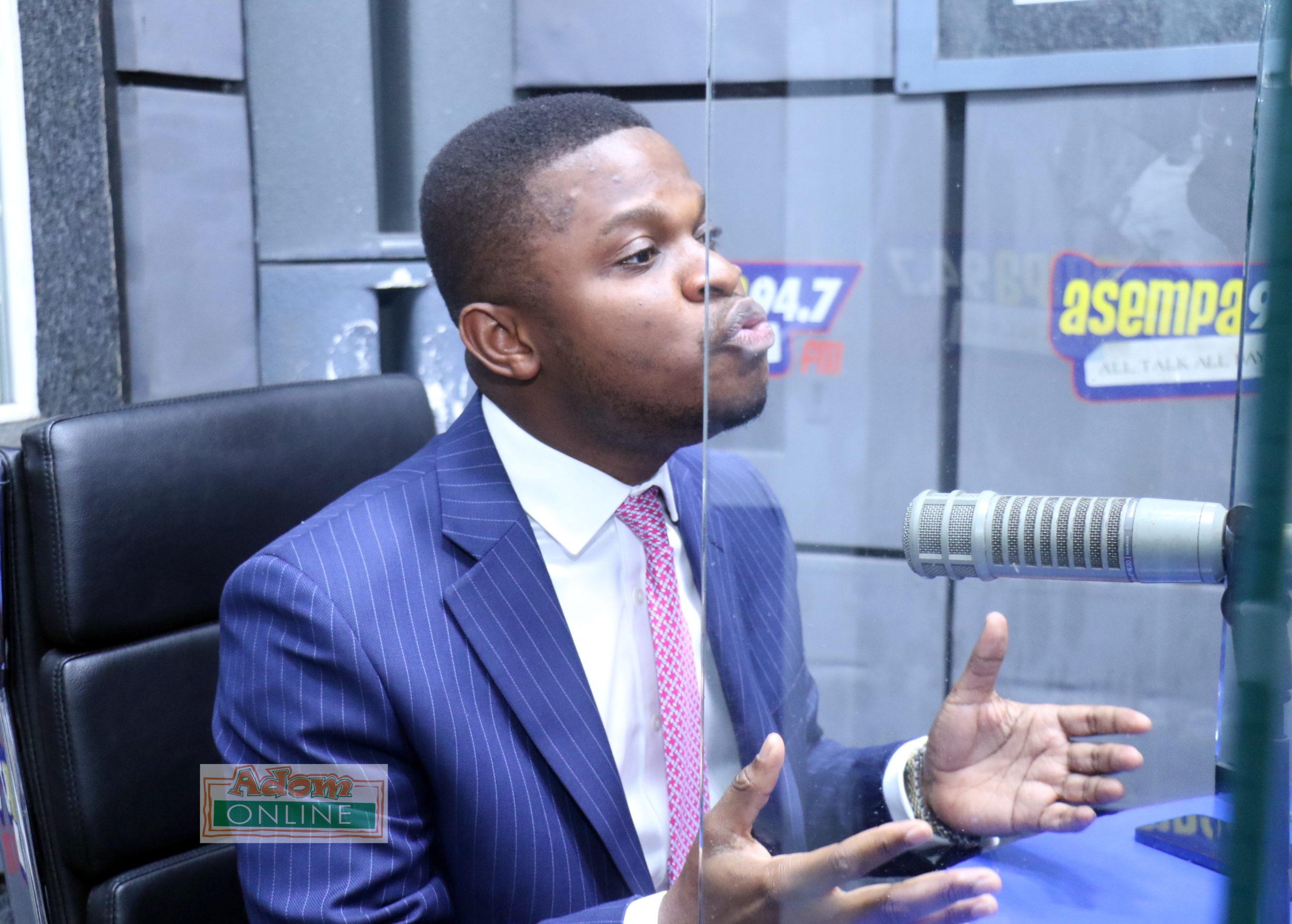 Where was 'hypocrite' OccupyGhana when politicians were breaching COVID protocols? – Sammy Gyamfi asks. 1