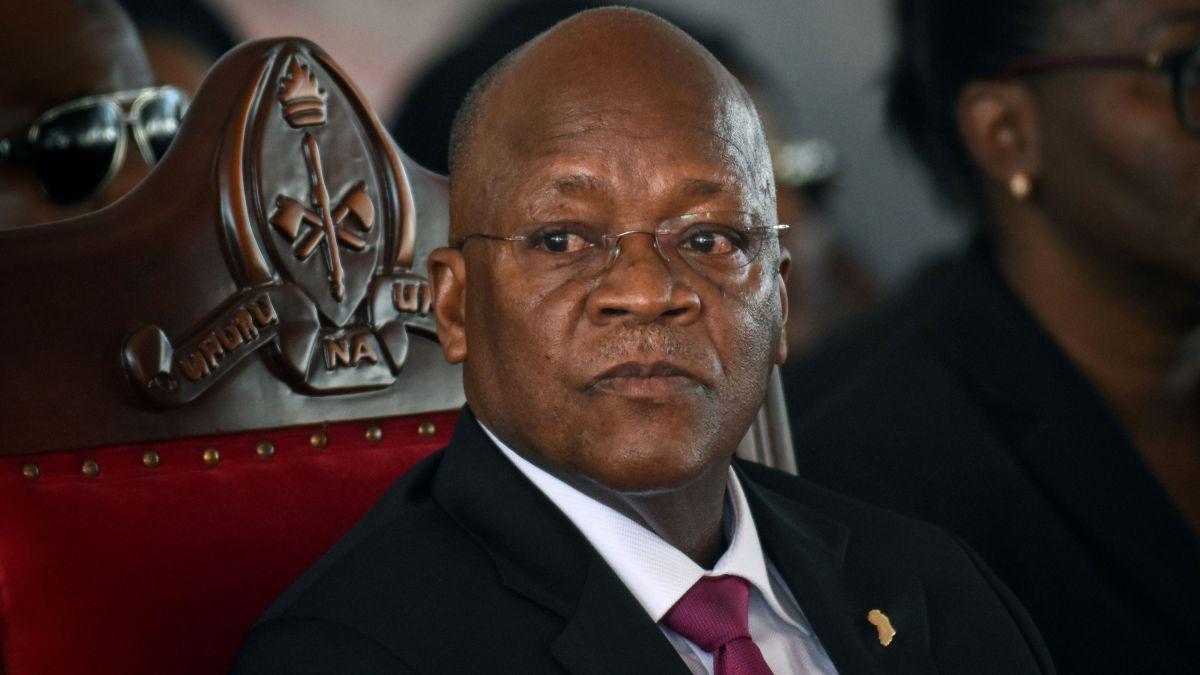 Tanzania's President John Magufuli is dead. 46