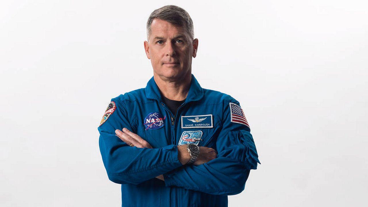 Meet Shane Kimbrough, Crew-2 Commander - (Video). 46