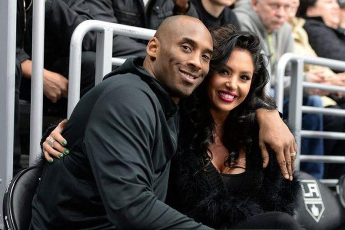 Vanessa Bryant shares intimate wedding picture to mark 20th anniversary with Kobe Bryant. 1