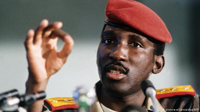 Burkina Faso ex-president Compaoré to be tried for Thomas Sankara's 1987 murder - (Video). 1