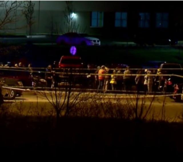 'Multiple' people shot inside FedEx warehouse before gunman kills himself. 3