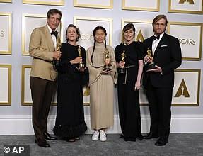 Oscars 2021: See the full list of winners. 46