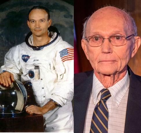 First Moon landing astronaut, Michael Collins dies aged 90. 46