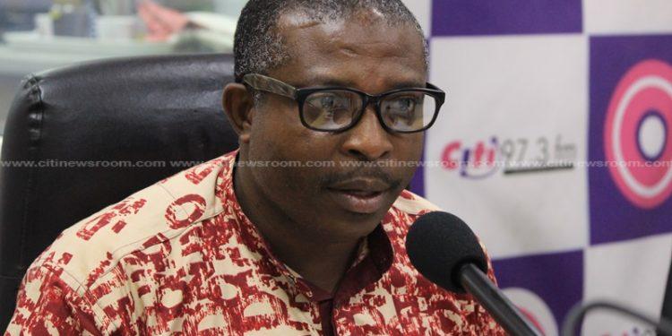 Alex Abban chides Asiedu Nketiah for describing Ofori-Atta as a 'lame-duck'. 46