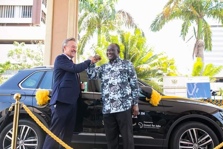 Hyundai, KIA to establish assembly plants in Ghana in 2022. 46