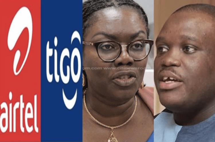 Akufo-Addo's family & friends scheming to buy Airteltigo cheaply after gov't takeover – Sam George to summon Ursula Owusu. 1