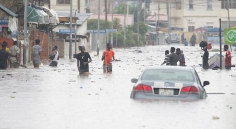 Prepare For Heavy Rain – Ghana Meteorological Agency Warns This Areas. 46