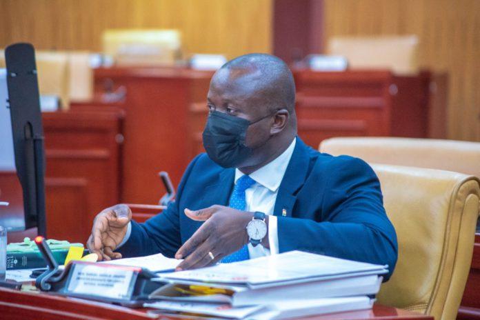Lands Minister, Abu Jinapor probes gold smuggling syndicate. 46