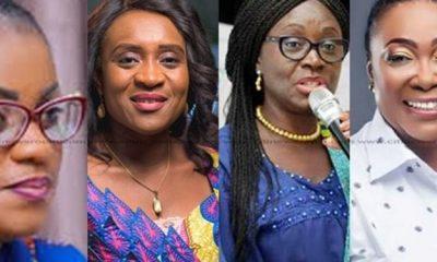 Meet the 10 women who made it onto Nana Addo's deputy ministerial list. 88