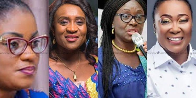 Meet the 10 women who made it onto Nana Addo's deputy ministerial list. 1