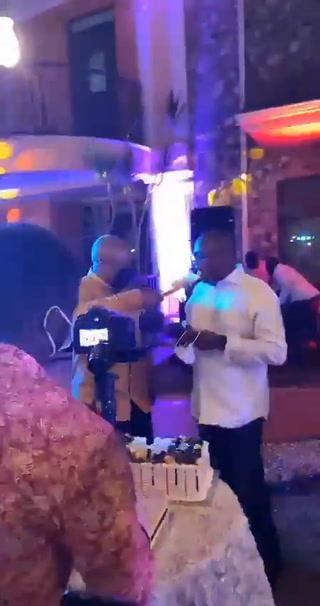 Video of Mahama feeding Stan Dogbe warms hearts. 1