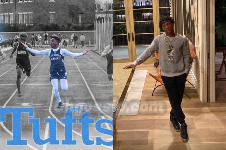 Abraham Attah gains admission to Tufts University, USA. 44