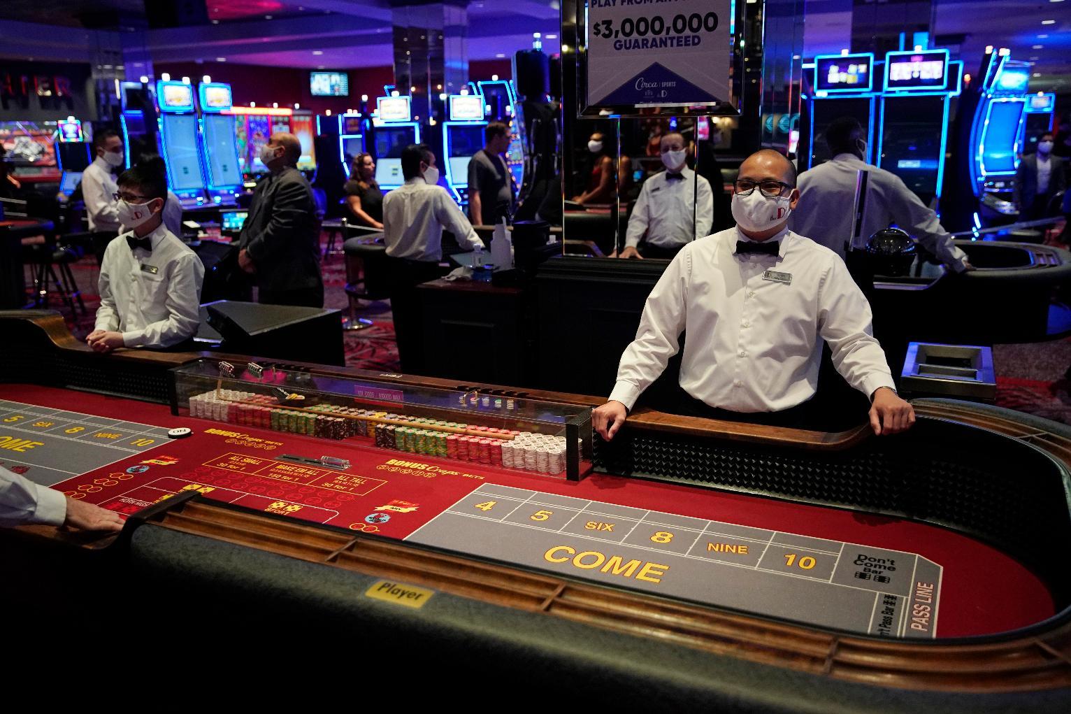 The history of gambling. 46