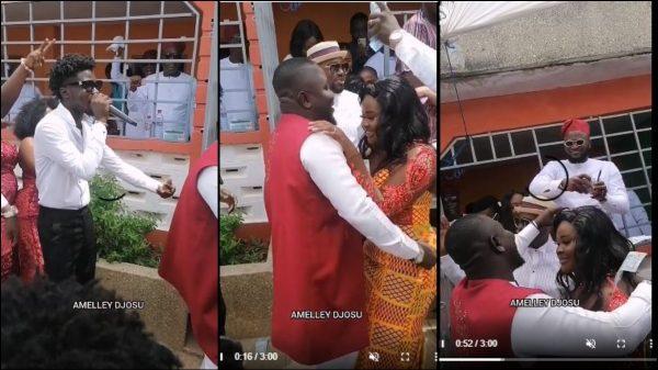 Grand wedding: Kuami Eugene surprises Dr. Pounds - (Video). 46