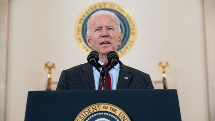 Biden marks 10th anniversary of bin Laden's death - (Video). 1