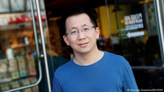 TikTok's CEO resigns. 46