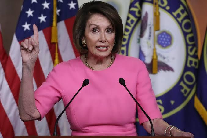 Nancy Pelosi calls on world leaders to boycott China 2022 Olympics. 46