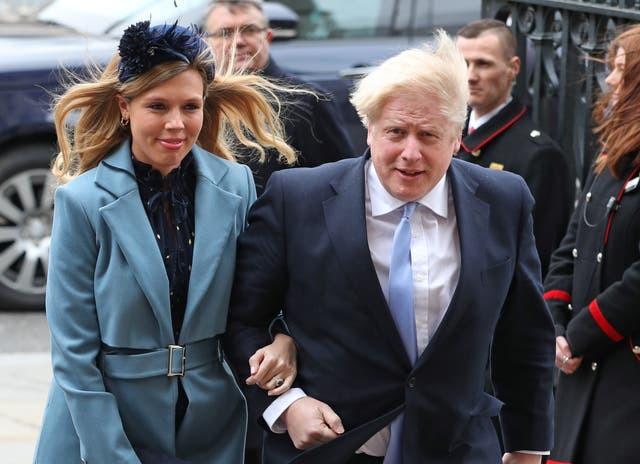 UK Prime Minister, Boris Johnson and fiancée Carrie pick wedding date. 45