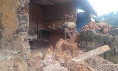 Collapsing Wall Kills Man, Wife at Ahenema Kokoben. 47