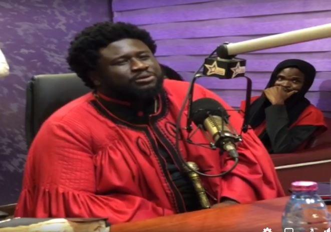Stop sucking boobs if you want to live long – Ajagurajah to Ghanaian men (Video). 46