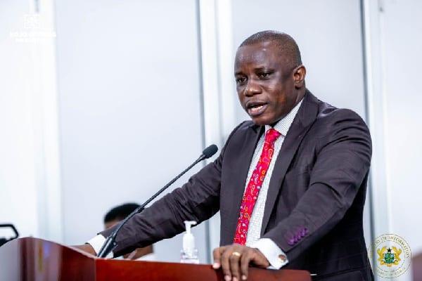 Stop 'night' galamsey or risk being killed – Dominic Nitiwul warns. 46
