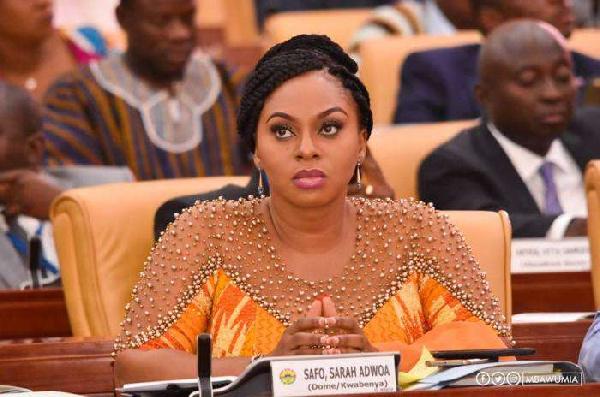 Adwoa Safo should have resigned after reversing Quashigah's widow's sacking – Nyaho-Tamakloe. 44