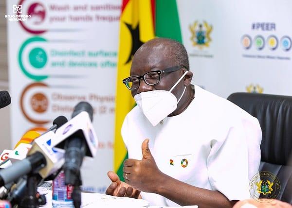 Come and let's build Ghana – Ken Ofori-Atta to diaspora community. 46