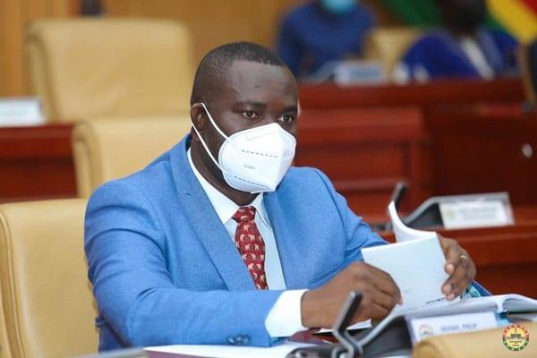 Ghana's debt stock would've been worse under a Mahama government – John Kumah. 46