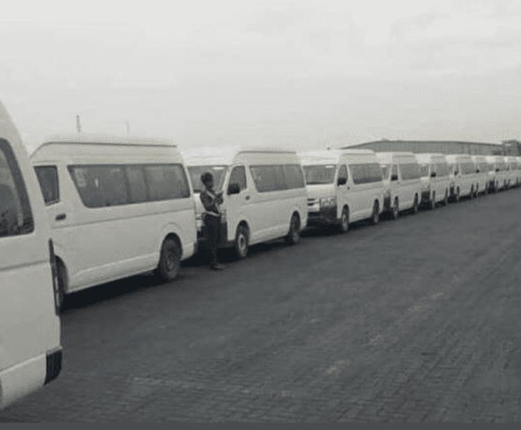 Kelliot Royal Motors threatens to impound Freddie Blay 'campaign' buses. 46