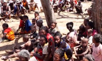 UN sounds alarm over dangerous famine threat in Madagascar - (Video). 54