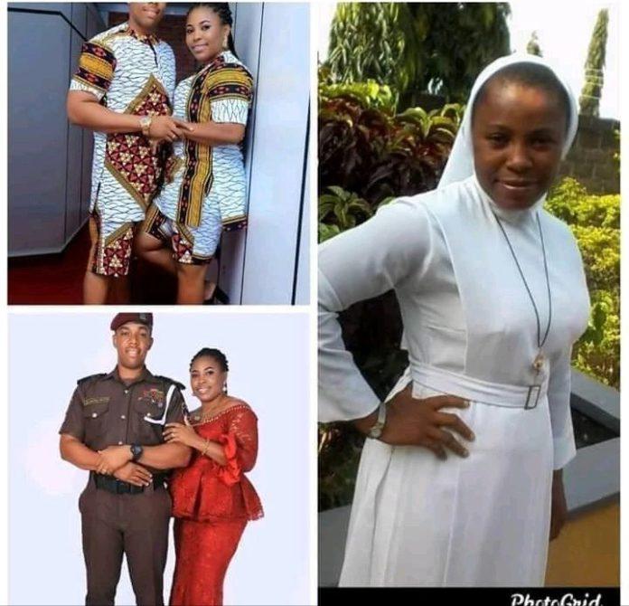 Rev Sister quits celibacy, holds plush wedding - (Photos). 7