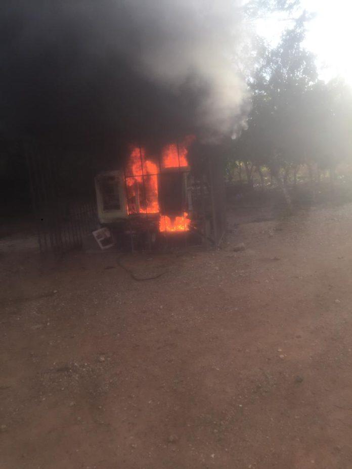 Military taskforce raids Kate Gyamfuah's mining site for the third time. 46