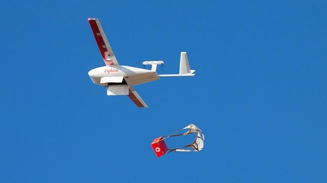 Coronavirus: Drones to deploy vaccines to remote areas. 46