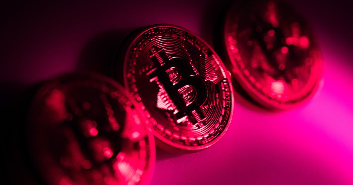 Crypto carnage abates as Bitcoin bounces back to $42,000. 48