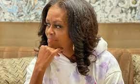 Michelle Obama shows support for Vanessa Bryant by wearing 'Mambacita' sweatshirt. 46
