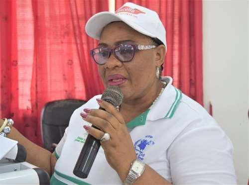 Adwoa Safo sacks School Feeding boss. 48