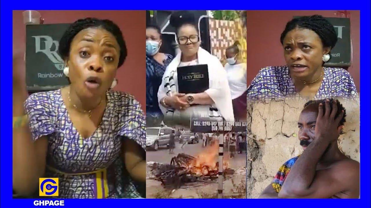 Big Akwes will grow hair if he repents like Nana Agradaa – Evangelist Diana Asamoah (Video). 1