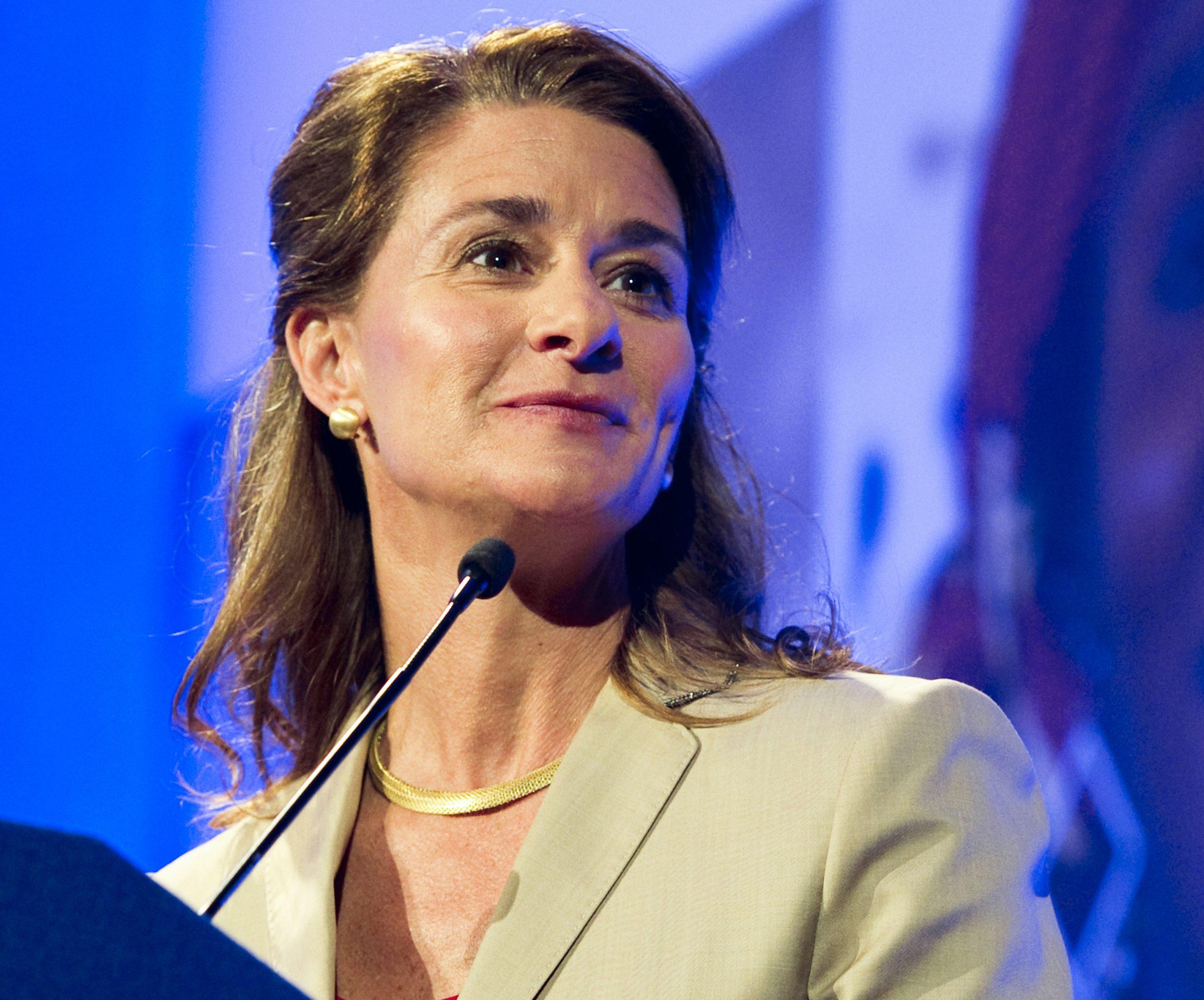 Melinda Gates net worth. 1