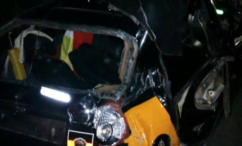 Breaking News: Popular Sports Journalist dies in fatal accident, three injured + Photos. 46