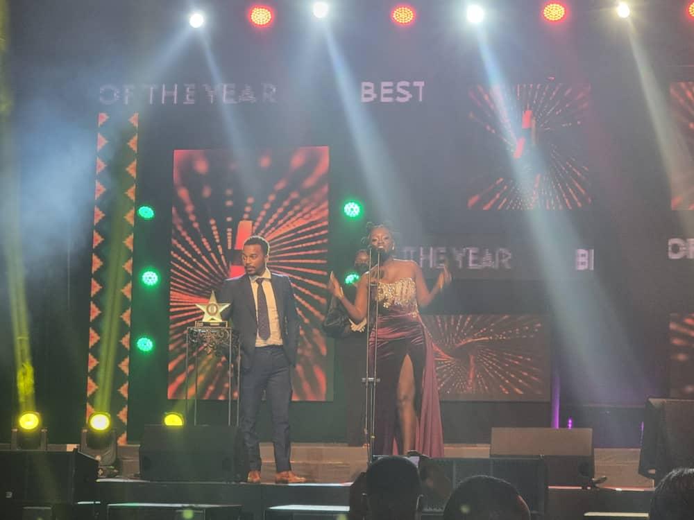 GMA22: MzVee's Baddest Boss wins 'Best Music Video'. 46
